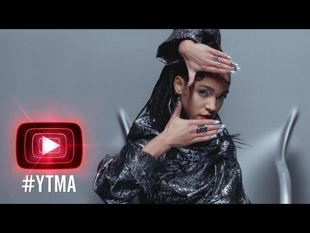 Watch FKA twigs Do a Legendary Magic Trick From Her Womb in New Video