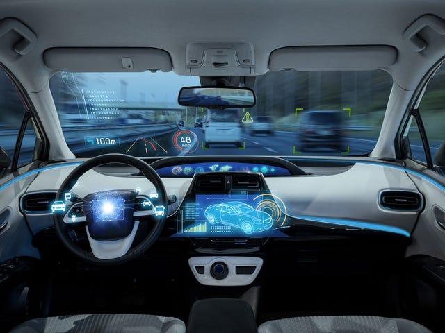 É 2015. O que significa é o futuro.  Então, onde estão os carros voadores ??