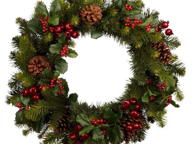Are wreaths for Christians?