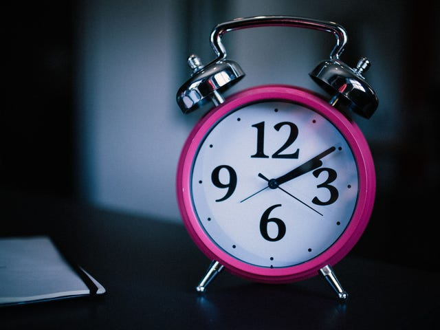 Use Daylight Saving Time to Change One Habit