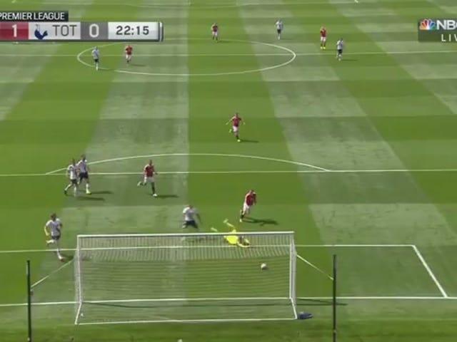 Ο πρώτος στόχος της σεζόν της Premier League είναι ... ένας στόχος