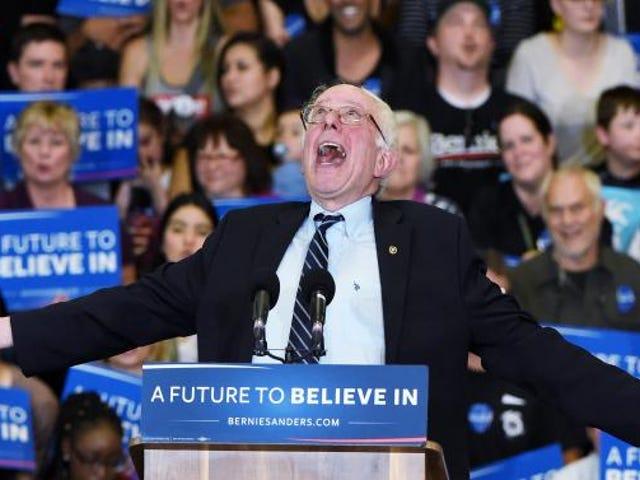 Phải, Bernie Sanders, Hệ thống bị gian lận Điều gì khác mới?