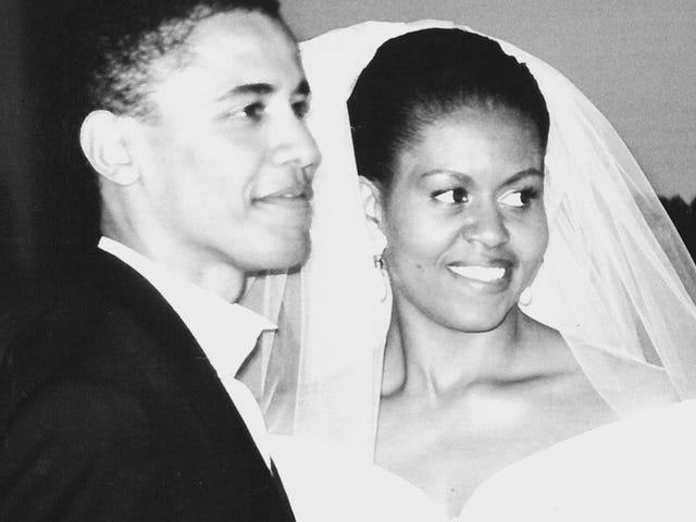 एंड नाउ, सम स्क्वी - इट्स ओबामास एनिवर्सरी टुडे