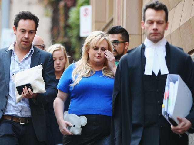 A Brief Explainer About What the Heck Is Going On With Rebel Wilson's Defamation Case