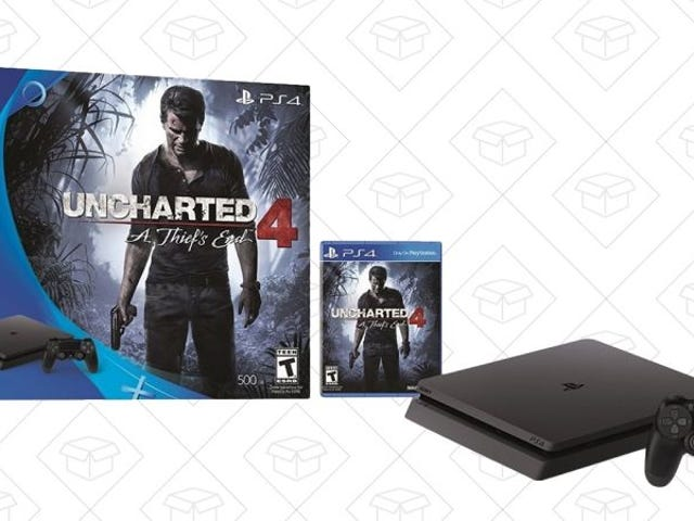 Endelig få dig en PS4 (Plus Uncharted 4 ) For kun $ 210