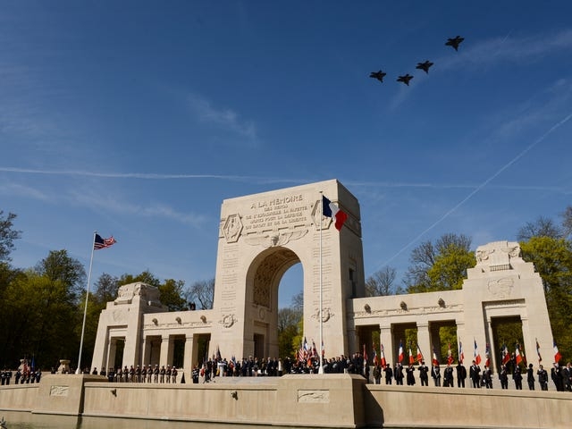 Memorial Day: From a Grateful Nation