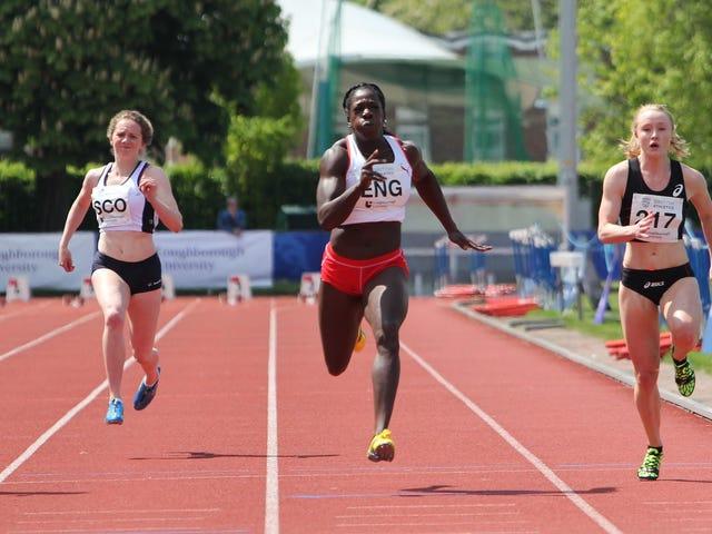 Chạy nhanh hơn với theo dõi tập luyện