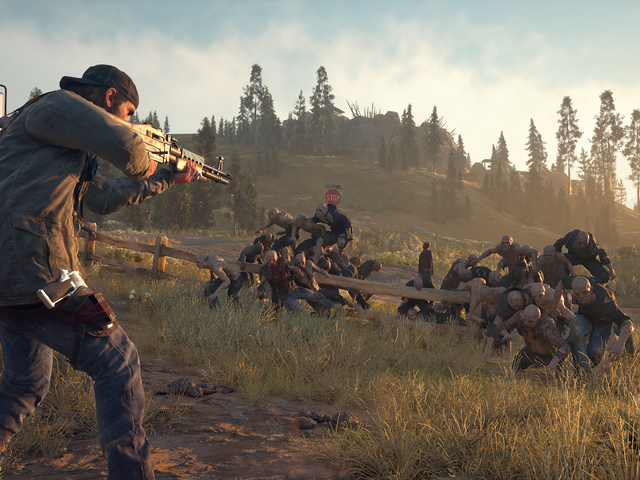Hands-On With Days Gone: Fun, But Kind Of Generic