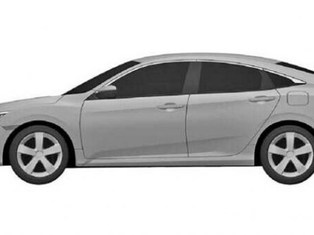 2016 Honda Civic: Είναι αυτό;