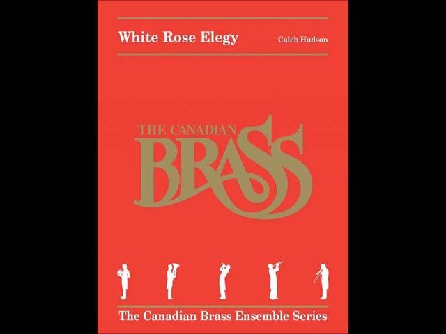 White Rose Elegy
