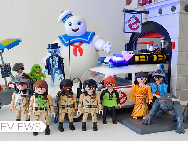 These Are the Ghostbusters Toys We Should Have Gotten 33 Years Ago