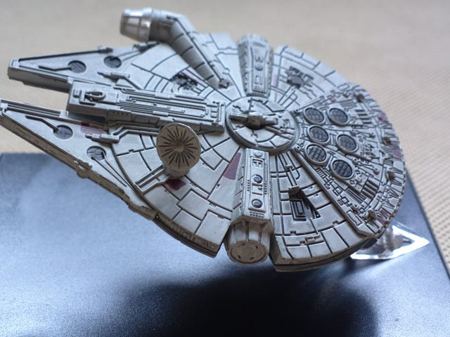 [Nerdsday] DeAgostini's Star Wars ships collection