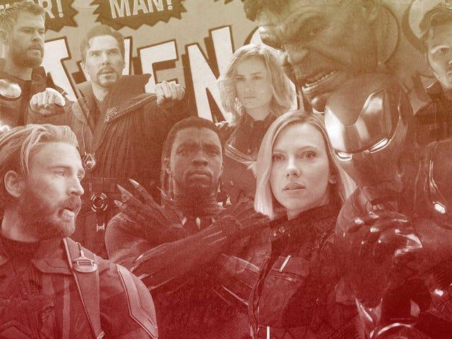 Tulad ng <i>Endgame</i> looms, ranggo namin ang nakaraang 21 mga pelikula ng Marvel Cinematic Universe