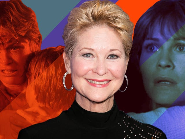 E.T. mom Dee Wallace takes us through her long and bloody career