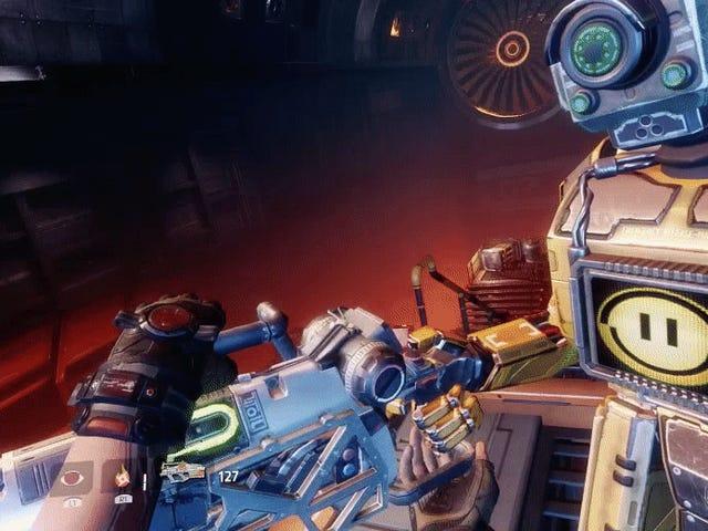 Um tributo ao robô mais triste de <i>Titanfall 2</i>