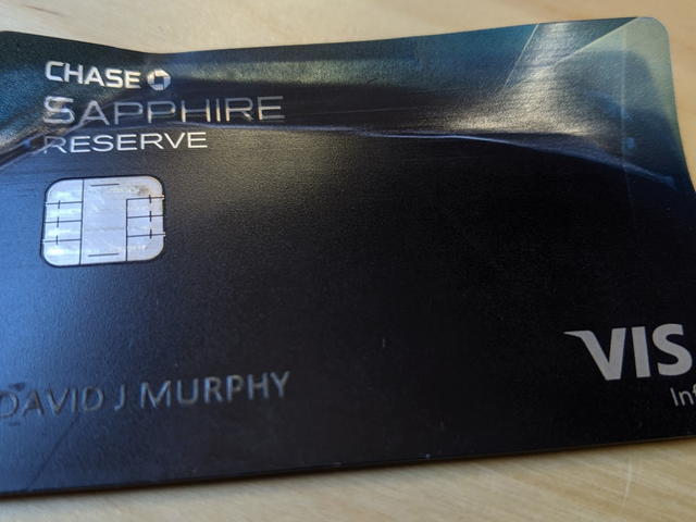 How to Destroy a Metal Credit Card at Home