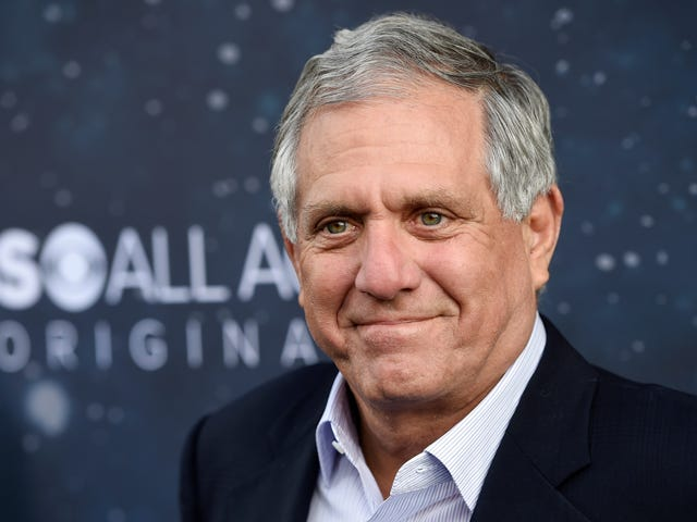 CBS Executive Says the Company Is Taking Les Moonves Allegations Seriously and Then Inspires Zero Faith That He Means It