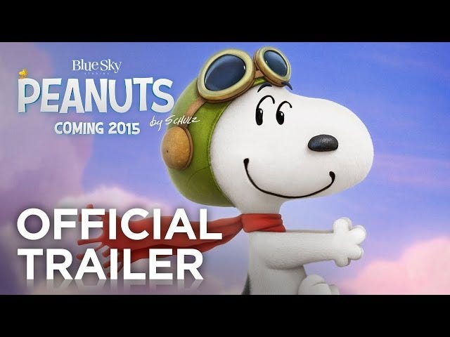Here's The Christmas-y Trailer for the Upcoming CGI Peanuts Movie