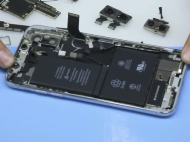 El despiece del iPhone X giver dig mulighed for at se mere end det samme