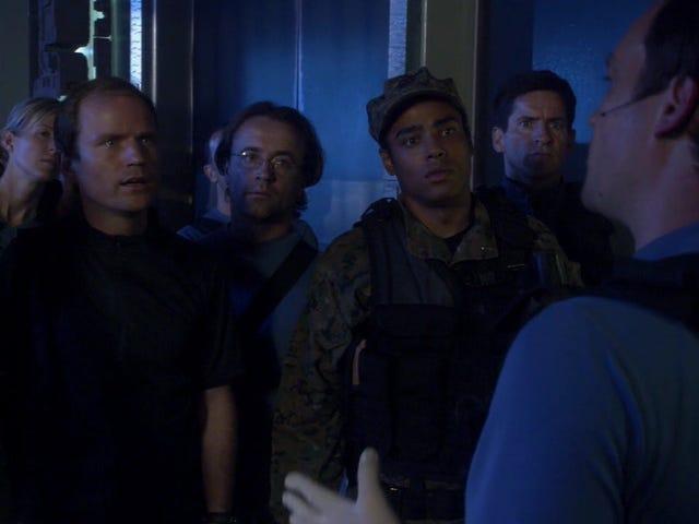 Stargate: Atlantis Rewatch - Staffel 1, Episode 13 Hot Zone & Episode 14 Sanctuary