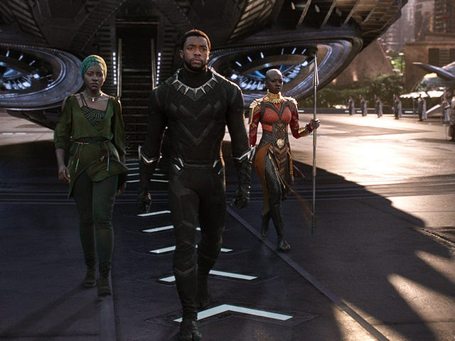 What We Loved About Black Panther