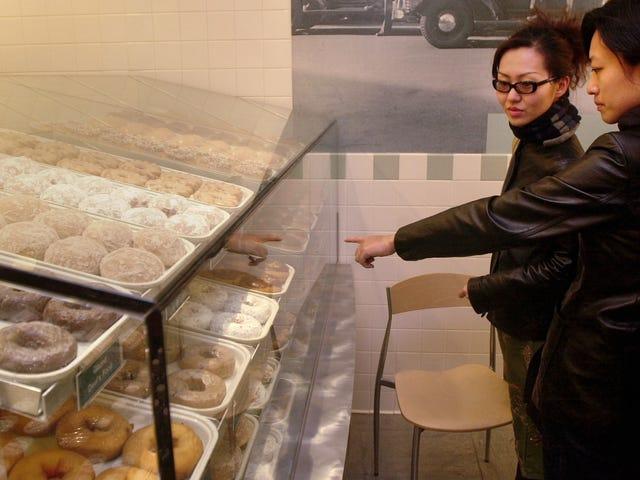Krispy Kreme Really Wants to Be Instagrammed