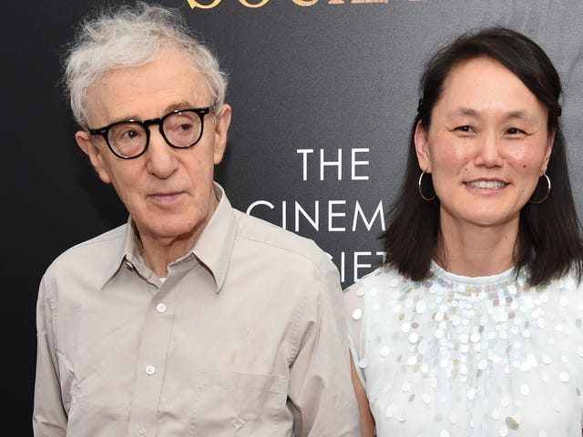 Woody Allen's Friend Writes NY Mag Soon-Yi Profile Defending Woody Allen
