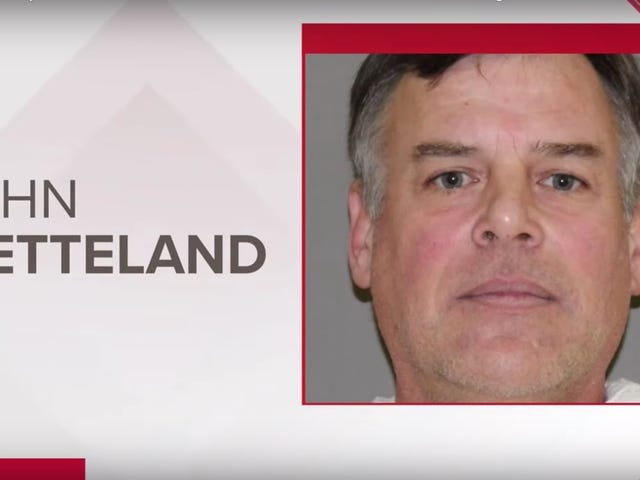 Ex-MLB Pitcher John Wetteland Charged With One Count Of Felony Child Abuse