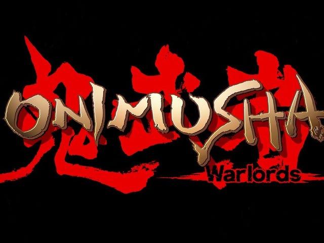 첫번째 <i>Onimusha</i> 는 Remastered를 얻고있다.