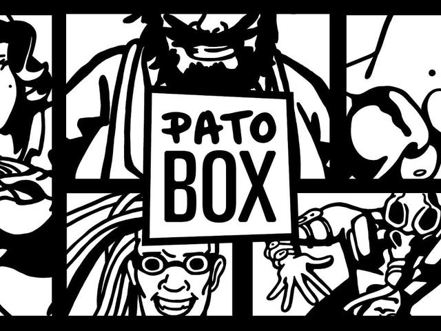 The Punch-Out-inspired boxing duck game Pato Box is coming to the Nintendo Switch eShop on July 9