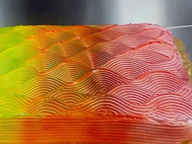 Kue Pengubah Warna Ini Memecah Otak Saya