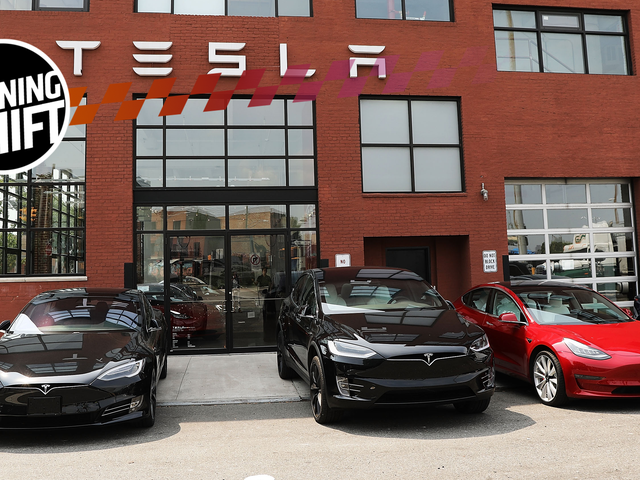 Elon Musk 'Getting There' On Idea That He Can't Run Tesla Alone