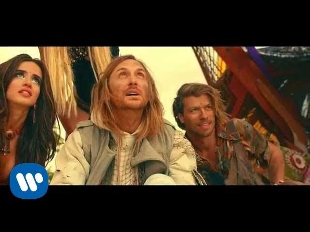 Soyons aussi libres et hautains que tout le monde dans la vidéo «Hey Mama» de Guetta