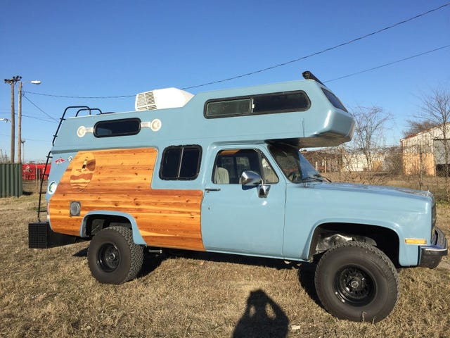 Things you can do with an old Suburban