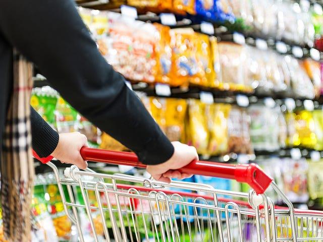 Un tableau montrant les aliments de moins en moins chers (et les aliments qui ne le sont pas)