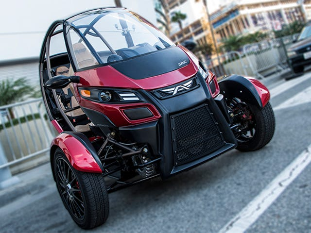 You Can Have A New EV For $12,000 But You're Going To Have To Make Some Sacrifices