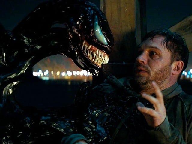 Las escenas favoritas de Tom Hardy de <i>Venom</i> no están en la película [ACTUALIZADO]