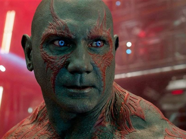 डेव Bautista कोई sabe si volverá एक व्याख्याता एक ड्रेक्स incluso aunque hagan <i>Guardians of the Galaxy 3</i>