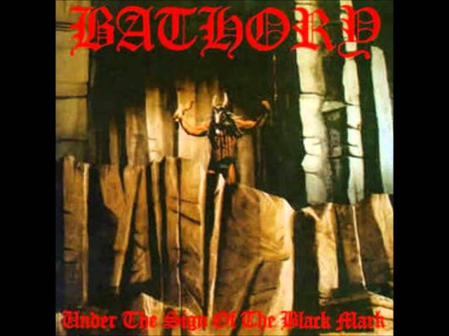 Woman of Dark Desires - Bathory