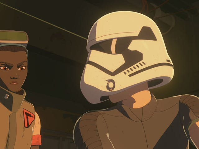 <i>Star Wars Resistance</i> Just Raised an Interesting Question About the Canon Timeline