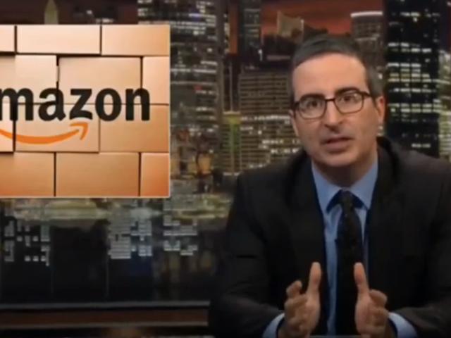 Вчасно для Прем'єр-Дня, Джон Олівер розкриває склади високого тиску Amazon