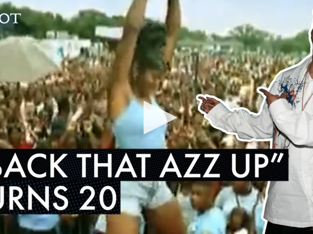 20 Years of Twerking: A Retrospective of 'Back That Azz Up'