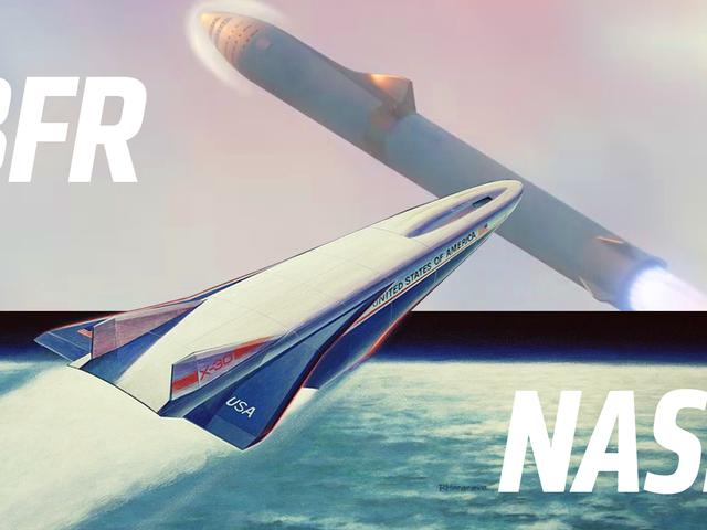 NASA membatalkan Projek yang serupa dengan perkhidmatan penumpang roket City-to-City Elon Musk selama 24 tahun