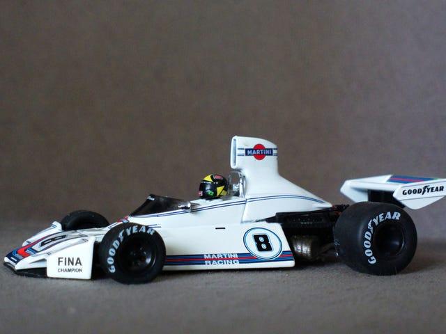 1:43 HAWL - 1975 Brabham BT44B - José Carlos Pace