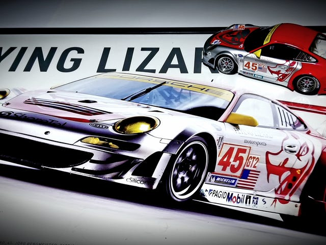 Rennsport Reunion: Who let the lizard out?