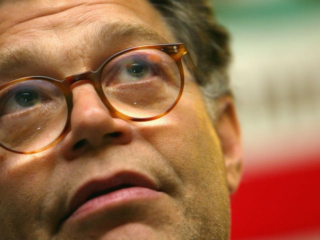 Sen. Al Franken Admits No Guilt and Offers No Apology in Bizarre Resignation Speech