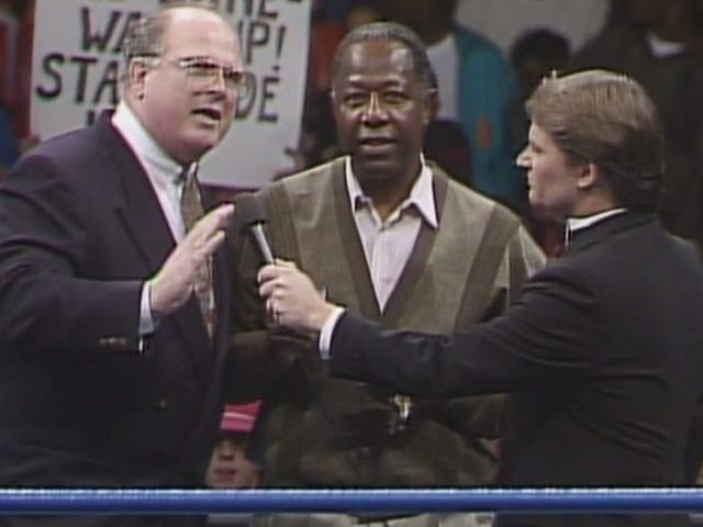 Hank Aaron Sparked Pro Wrestling's First Major Racism Story 25 år siden