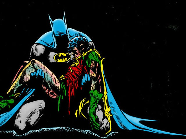 Iconic Batman Comic Book Covers Are Becoming Limited Edition Posters
