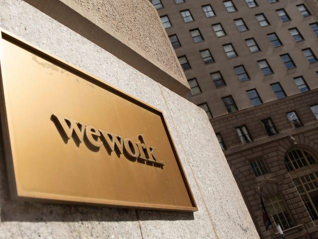 Rapport: WeWork retarde les licenciements en masse parce qu'il ne peut pas se permettre une indemnité de départ