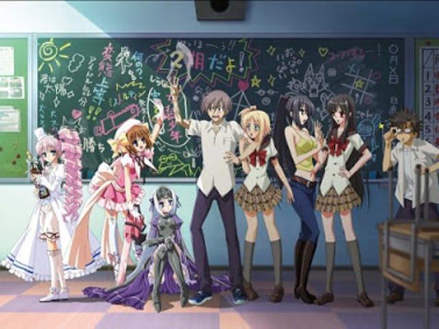 RAM: Random Anime Moment #1: Kore wa Zombi Desu ka? Of the Dead.